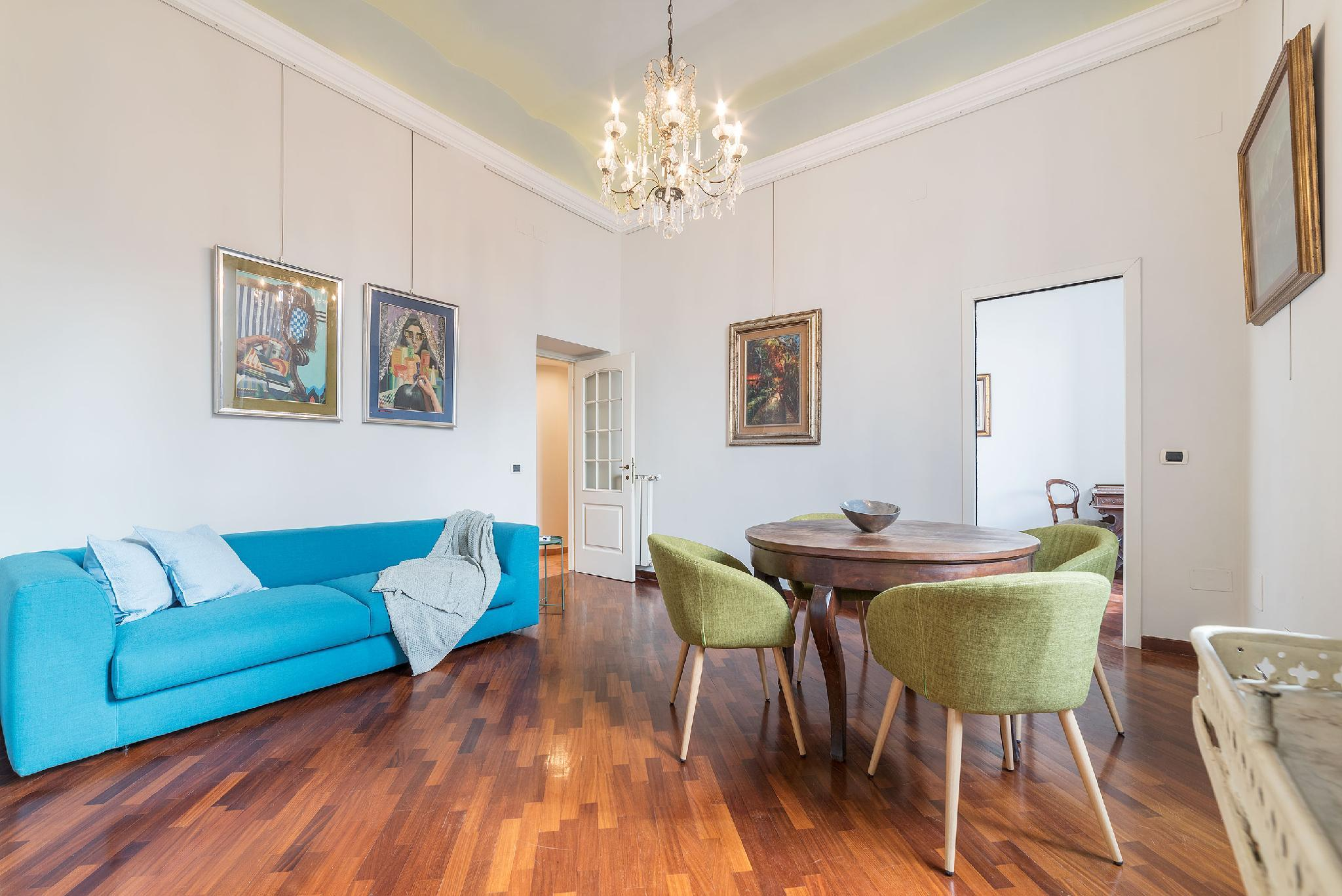 Colosseum Perfect Apartment with Jacuzzi