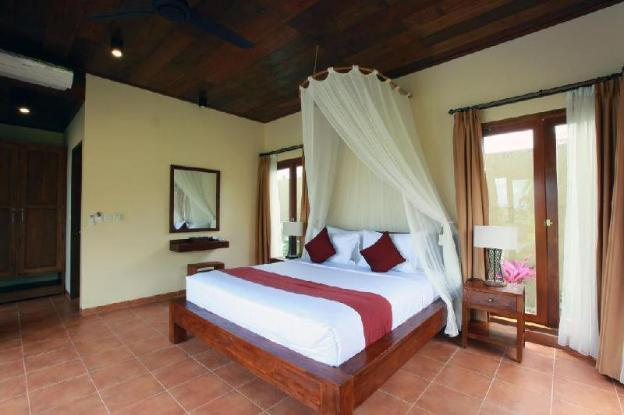2 BR Villa with Private Pool- Breakfast