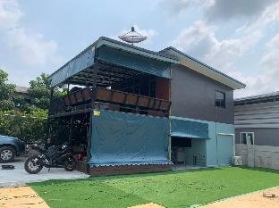 [Suvarnabhumi Airport]ヴィラ(200m2)| 1ベッドルーム/1バスルーム Airport Pool Villa 1bed