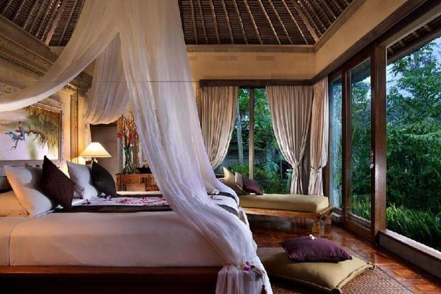 Tropical Greenery Pool Villa at Ubud Countryside