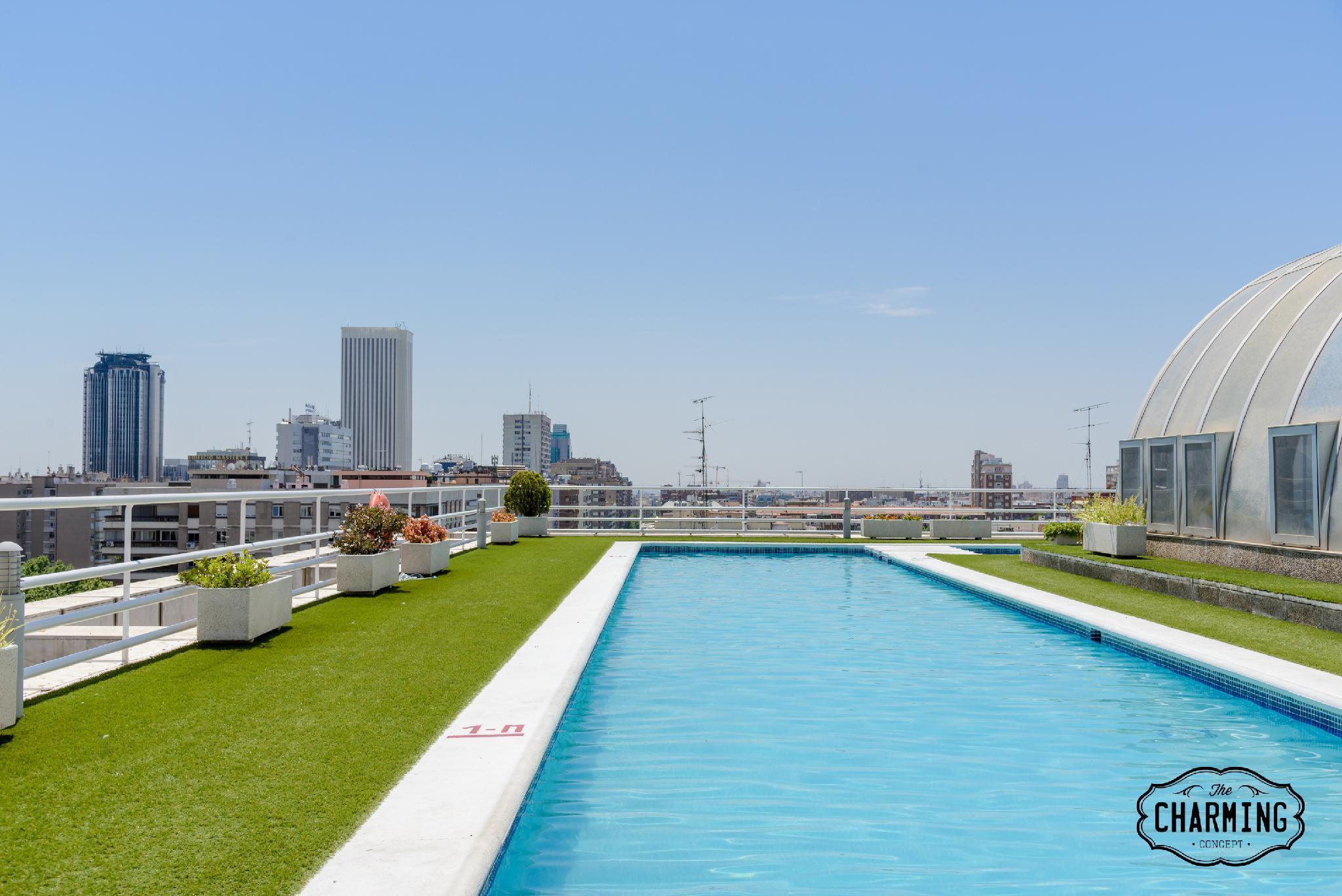 Charming Eurobuilding 2 Luxury, Great views & Pool