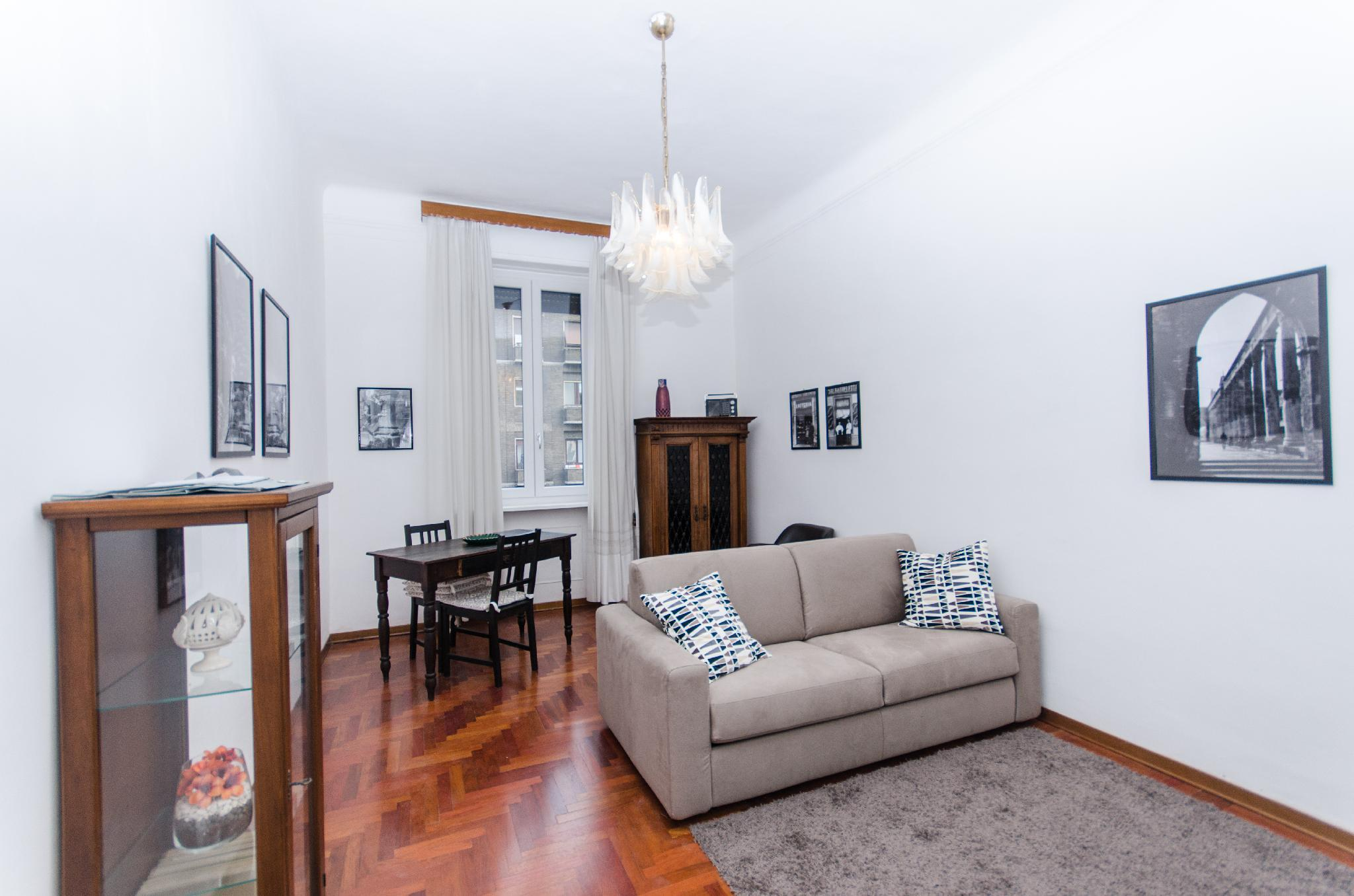 Comfortable Apartment near the CityCenter - Piola