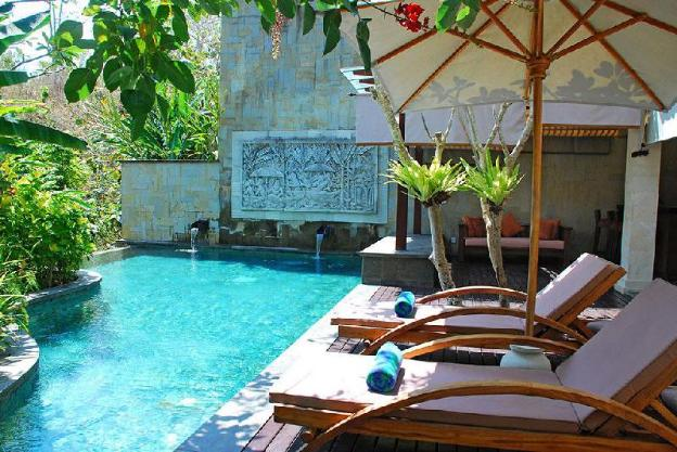 Two Bedrooms Villa with Private Pool  + Breakfast