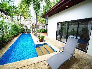 [プラタムナックヒル]ヴィラ(120m2)| 2ベッドルーム/2バスルーム Bright 2 bedrooms private pool villa