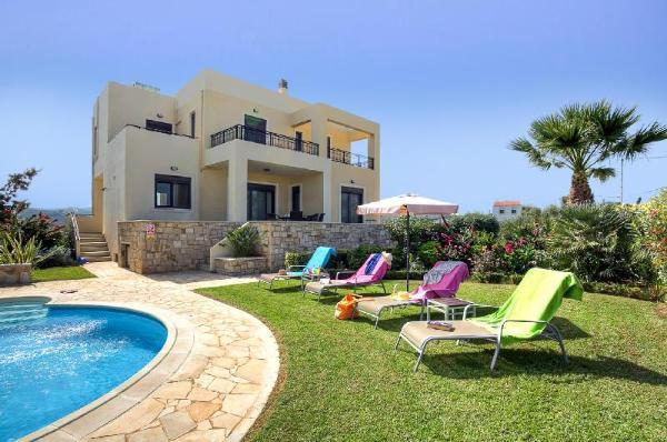 Villa Selena - Lux 4BD Residence with Private Pool Crete Island
