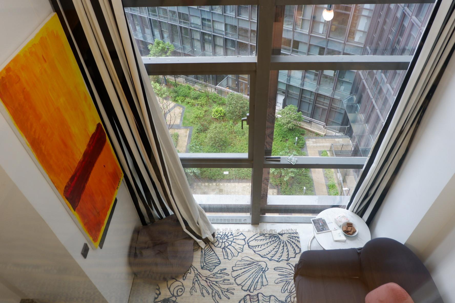 River view,Heart of shanghai, modern decor loft