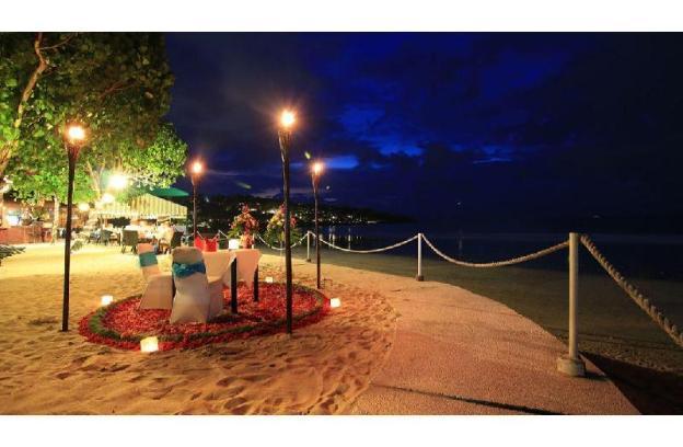 Step Way Kilometer to the Jimbaran Beach Club