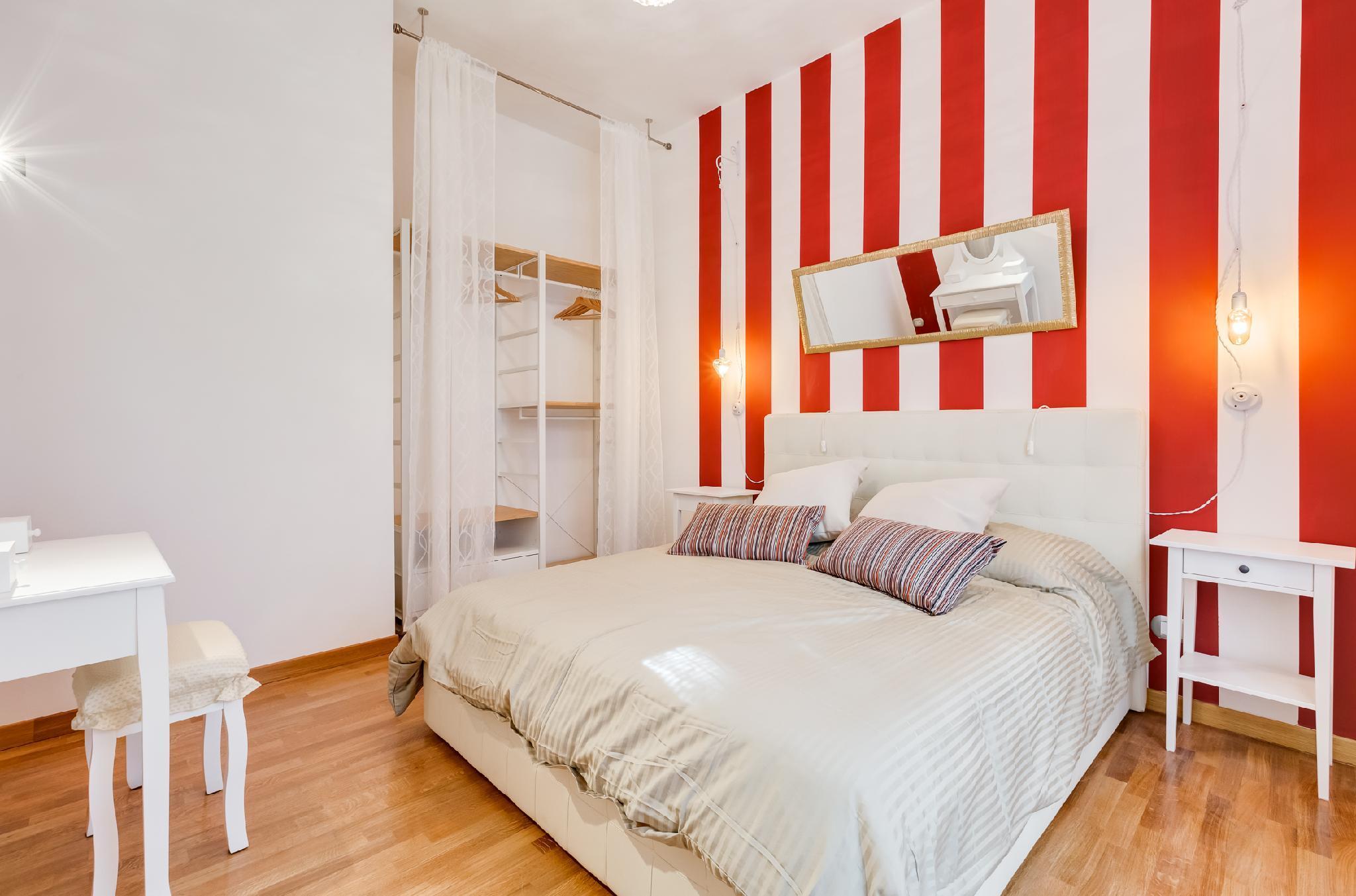 San Cosimato House in Trastevere