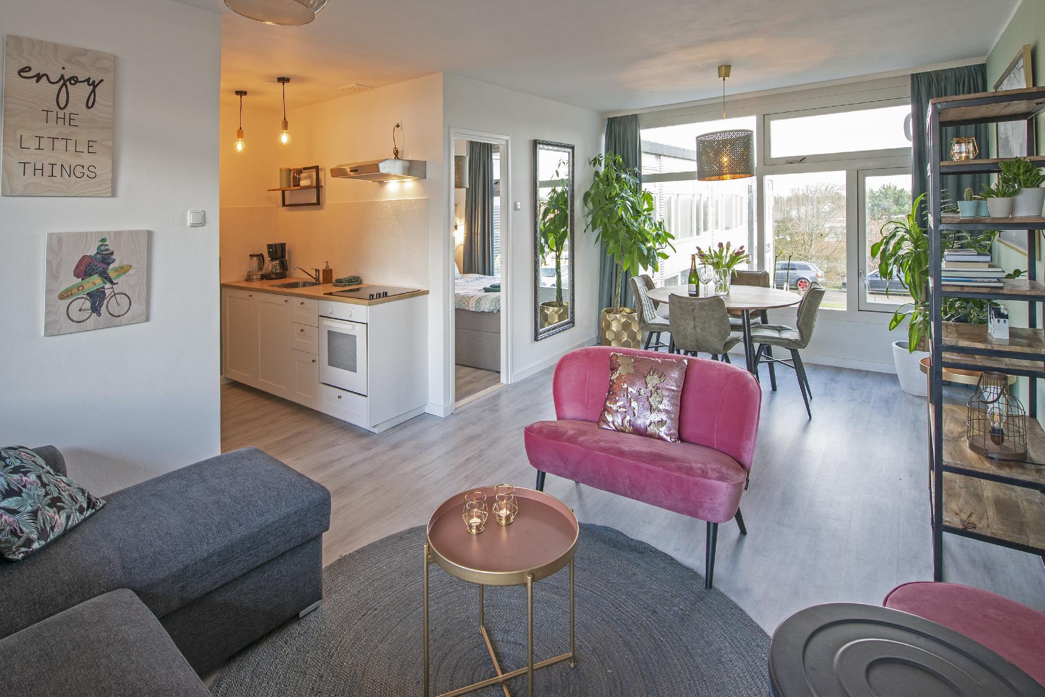 Amsterdam Beach Apartment 90