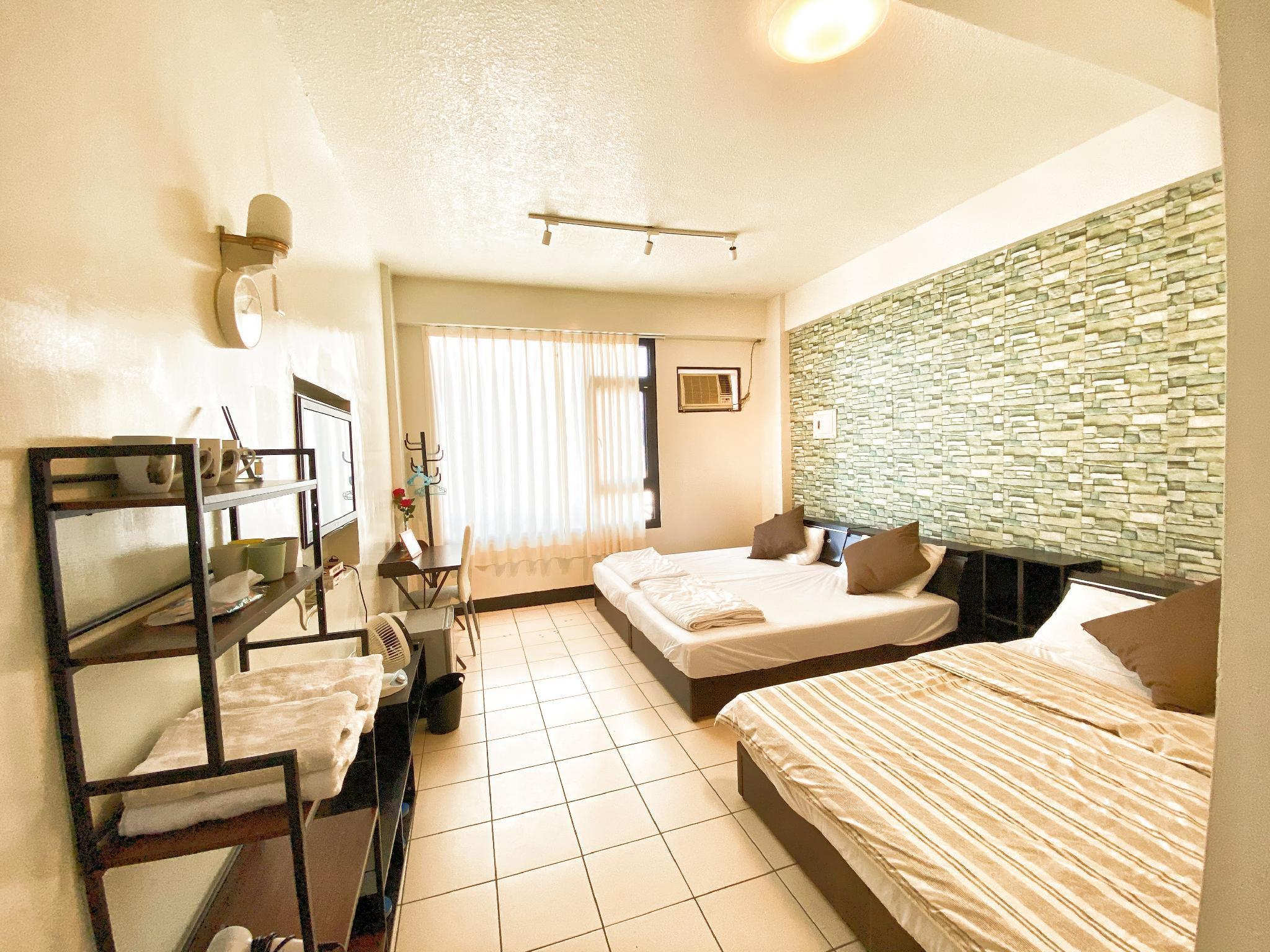G house Economy Quadruple Room 4-1
