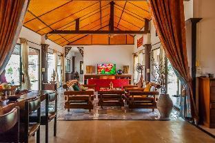 [フアイチョンプー]一軒家(1600m2)| 4ベッドルーム/4バスルーム Natural Retreat next to SinghPark&White temple 4BR