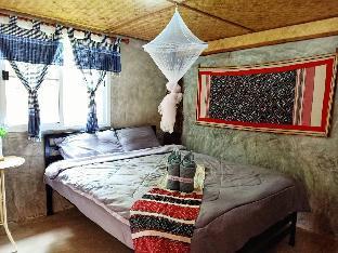 [プア]スタジオ バンガロー(10 m2)/0バスルーム Krua Monkham Homestay ( Room3 )