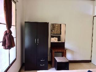 [ウォックトゥム]バンガロー(20m2)| 1ベッドルーム/1バスルーム JJ's Resort Hin Kong 7 (Fan House,1 Bedroom)
