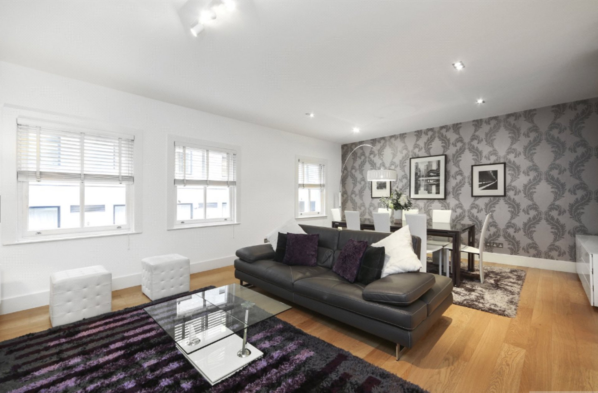 Fully AC 2-bed house in the heart of Marylebone