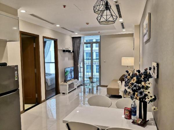 Comfortable and luxury apartment Ho Chi Minh City