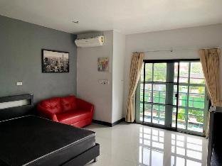 [ランプーン]スタジオ アパートメント(40 m2)/1バスルーム Baan Ueng fah 01