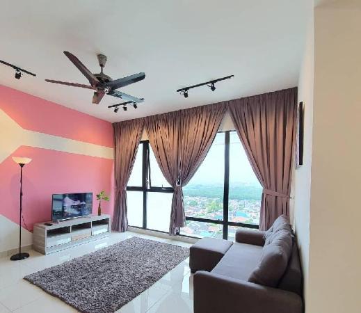 Southkey Mosaic 1 bedroom 2 pax Mid Valley Johor Johor Bahru