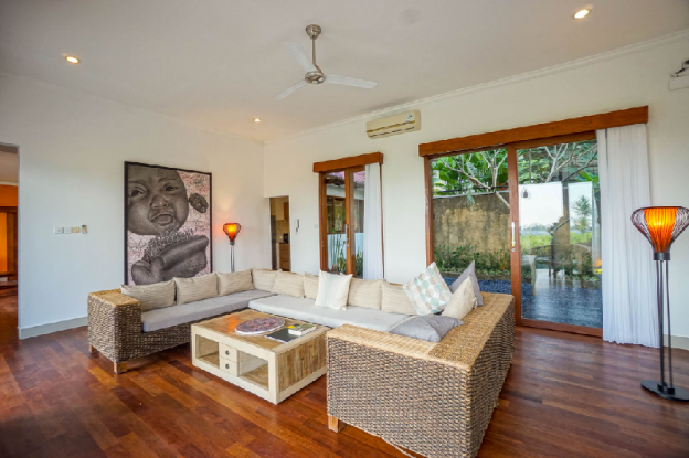 Paddy Ballet - 2BR Villa with Rice fields view