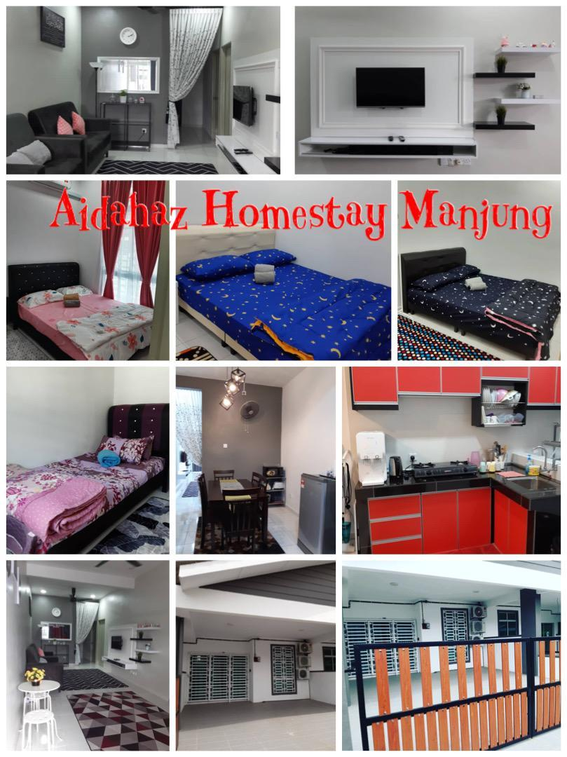 Aidahaz Homestay Manjung