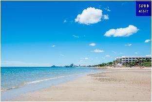 [ホアヒン ビーチフロント]ヴィラ(400m2)| 4ベッドルーム/4バスルーム Beachfront Huahin Poolvilla for 15 Person | HuaHin