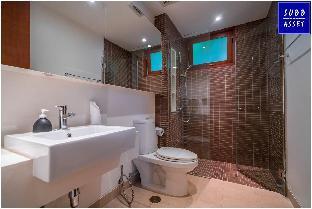 [プランブリー]ヴィラ(200m2)| 2ベッドルーム/2バスルーム PoolVilla for 6 Persons | 1min to Pranburi Beach