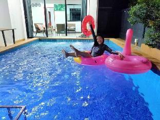 [ヌアクローン]スタジオ ヴィラ(90 m2)/4バスルーム Baan Viset Pool Villa Ao Nang1