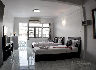 [チャアム ビーチフロント]アパートメント(10m2)| 10ベッドルーム/10バスルーム Cha-am Guest House