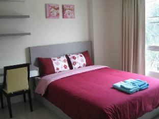 [バーンブアトーン]アパートメント(35m2)| 1ベッドルーム/1バスルーム Baan plern pasa residence 1 bedroom 201