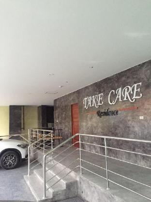 [北ハジャイ]スタジオ アパートメント(24 m2)/1バスルーム Take care residence 02