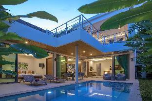 [ラワイ]ヴィラ(200m2)| 3ベッドルーム/3バスルーム Boutique Pool Villa, 200m Rawai Beach, Seafood Mkt
