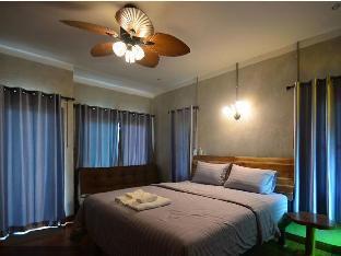 [アオタロン]一軒家(40m2)| 1ベッドルーム/1バスルーム BaanSabay Kohmak