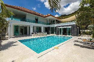 [カオタオ]ヴィラ(350m2)| 4ベッドルーム/5バスルーム Luxury 4 Bed Pool Villa with Stunning Views! C5