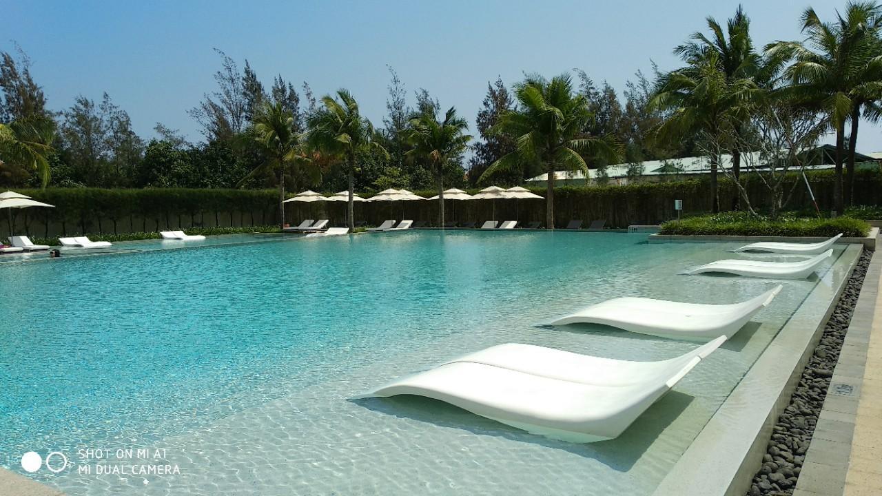 Beachfront 2 Bedroom Apartment In 5* Resort