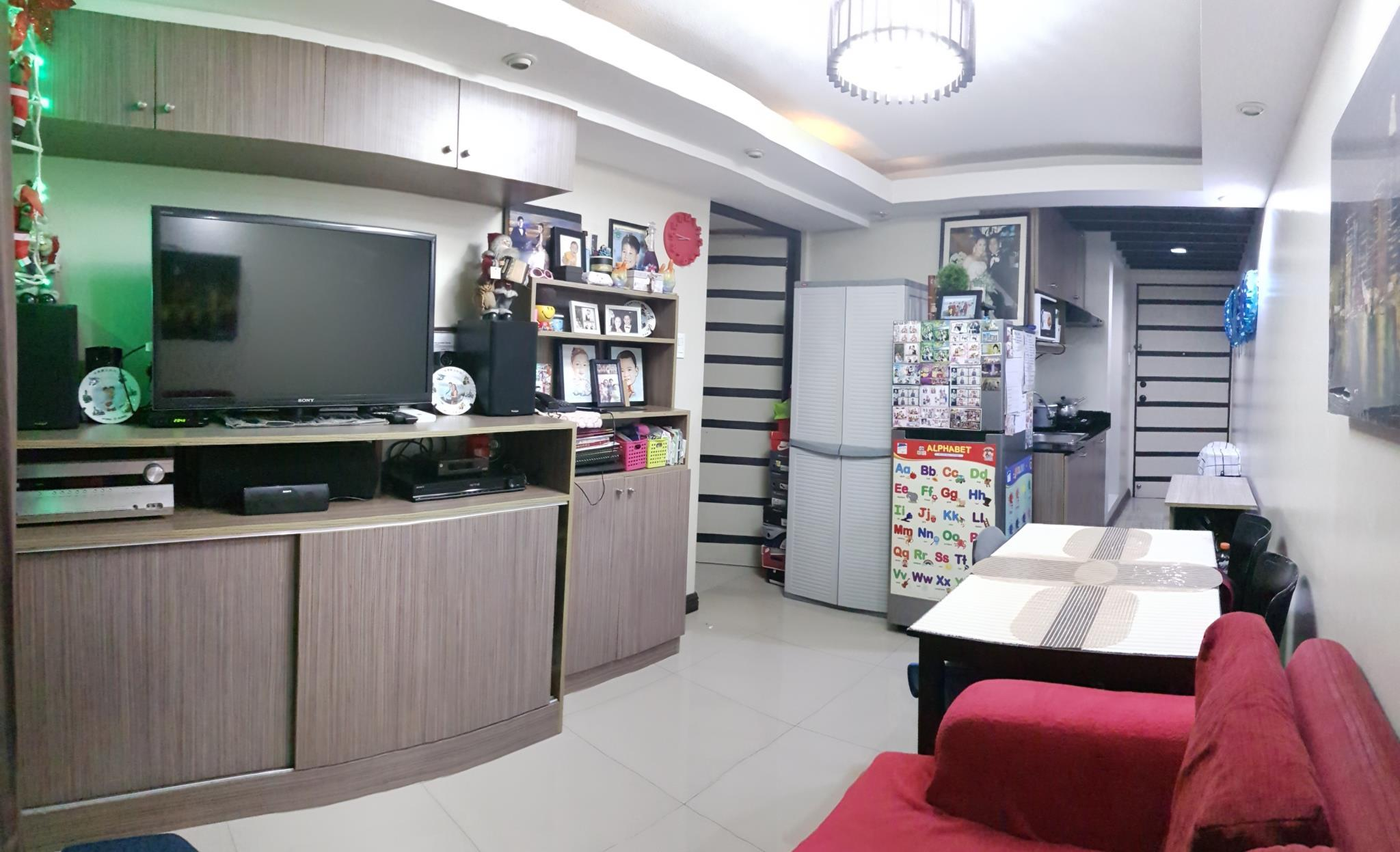 1 Bedroom Condo Unit In Pasig