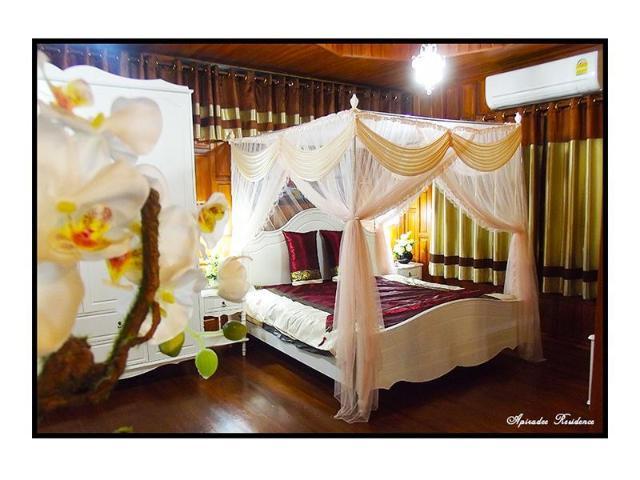 อพาร์ตเมนต์ 1 ห้องนอน 1 ห้องน้ำส่วนตัว ขนาด 4 ตร.ม. – เด่นชัย – Apiradeeresidence