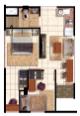 Джакарта - Amazing space Northland Ancol Residences Apartment