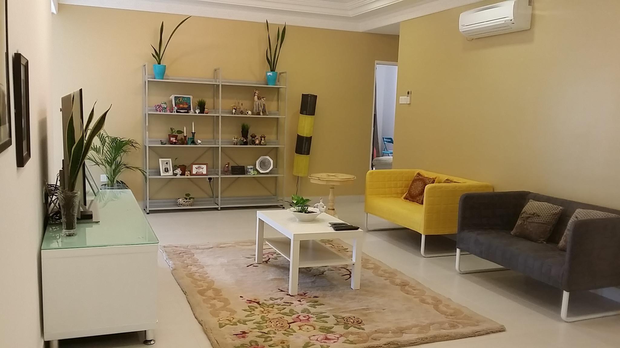Family Suite@DESA TEBRAU IKEA AEON TESCO HERO