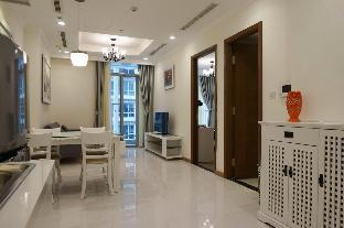 Neat 1bedroom Apartment in Vinhomes Central Park
