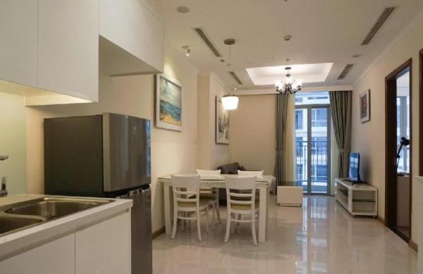 Neat 1bedroom Apartment in Vinhomes Central Park Ho Chi Minh City