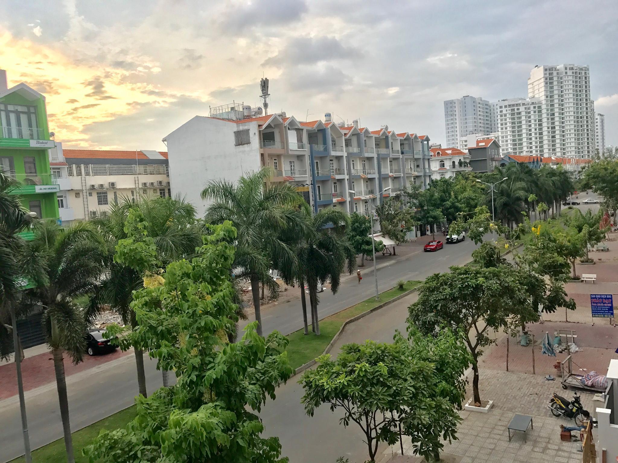 Saigon Serviced Apartment