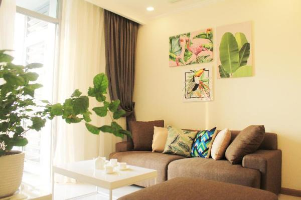Love Nest- The Tropical Ho Chi Minh City