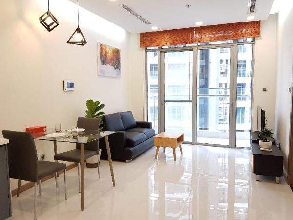 The Berry Luxury Apartments Vinhomes - Relax Ho Chi Minh City