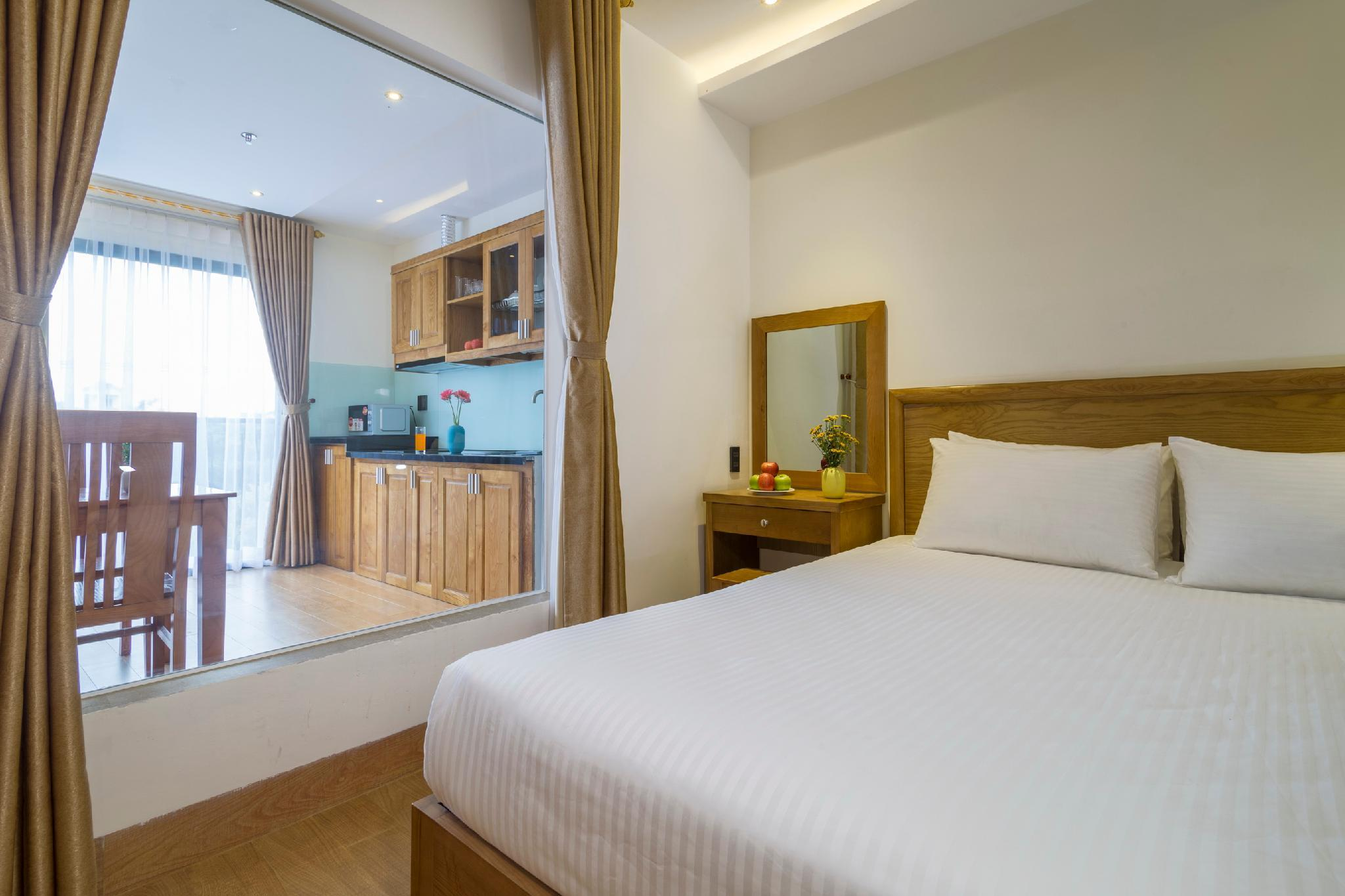 TRIPLE Apartment Ngo Thi Sy A