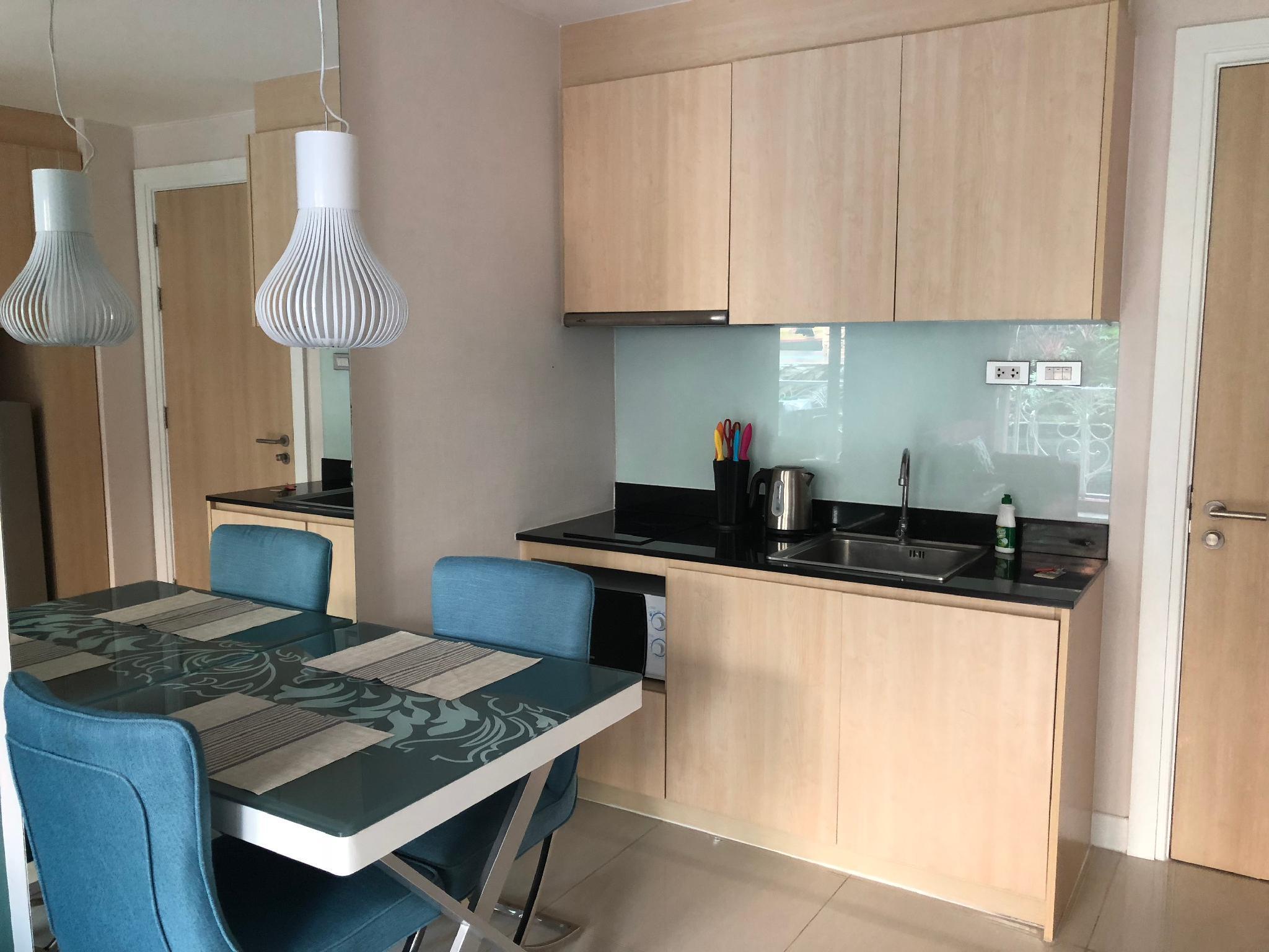 Review Grande Caribbean Condo Resort Pattaya