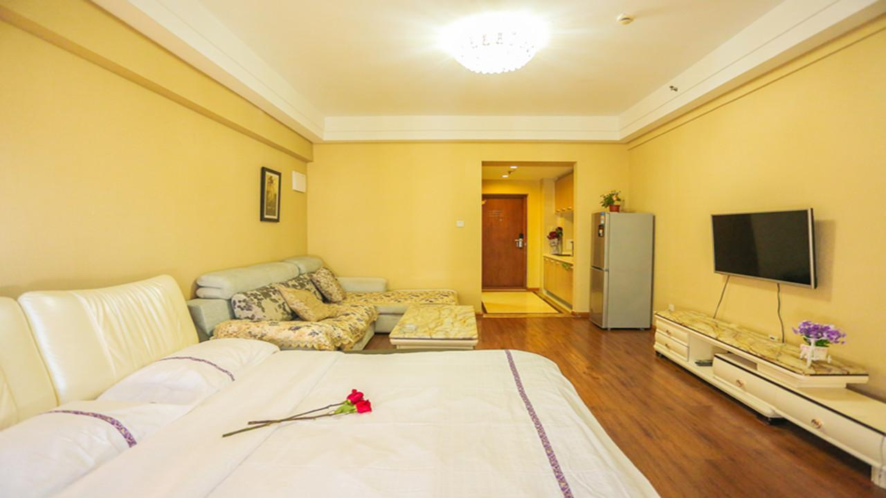 Comfort Big Bed Room  Wanda Plaza Branch
