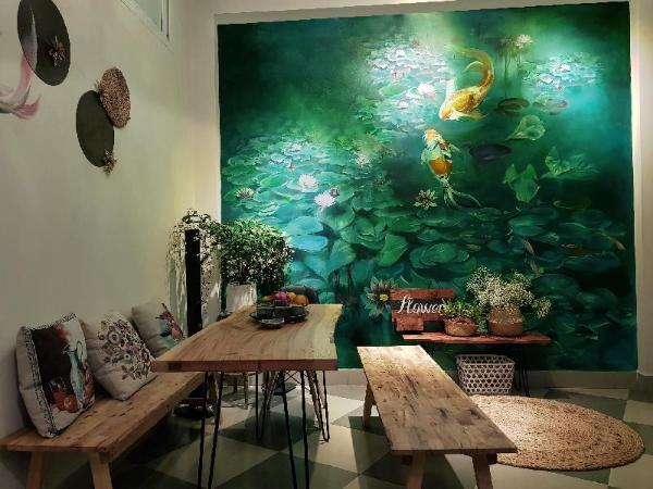 Hanoi Old Quarters - Flower Hostel 1 - Room 103 Hanoi