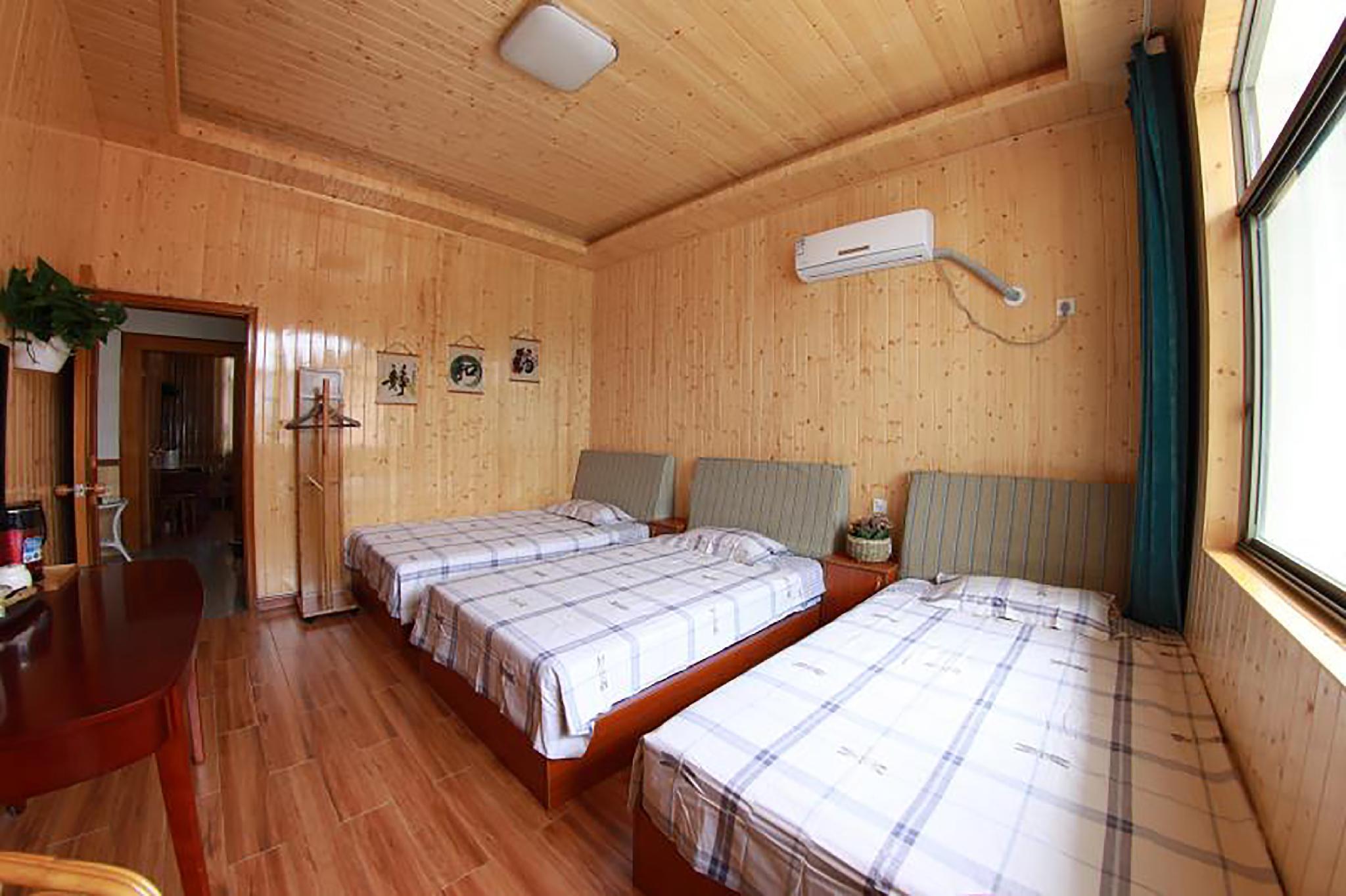 Ci Hang Ya Ju Hostel   Quad