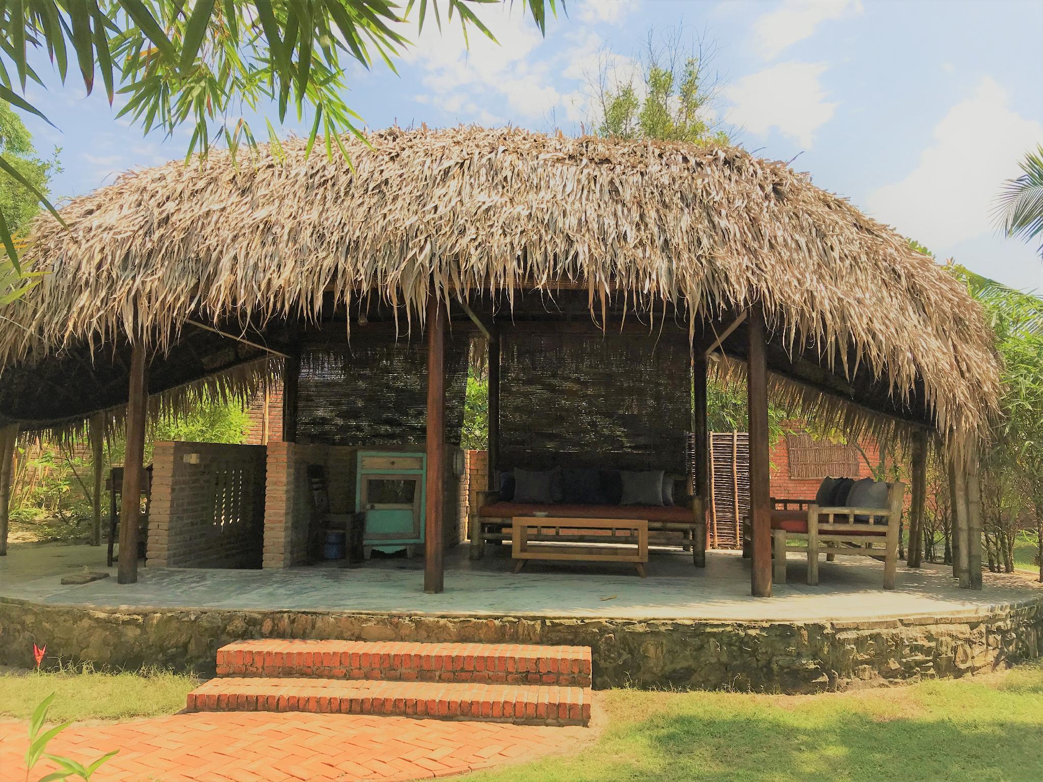An Bang Beach Stone Villa
