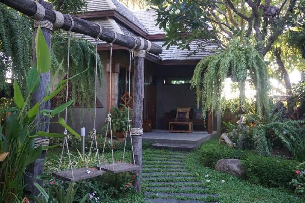 Baansuwanburi #1, villa with garden view Chiang Mai