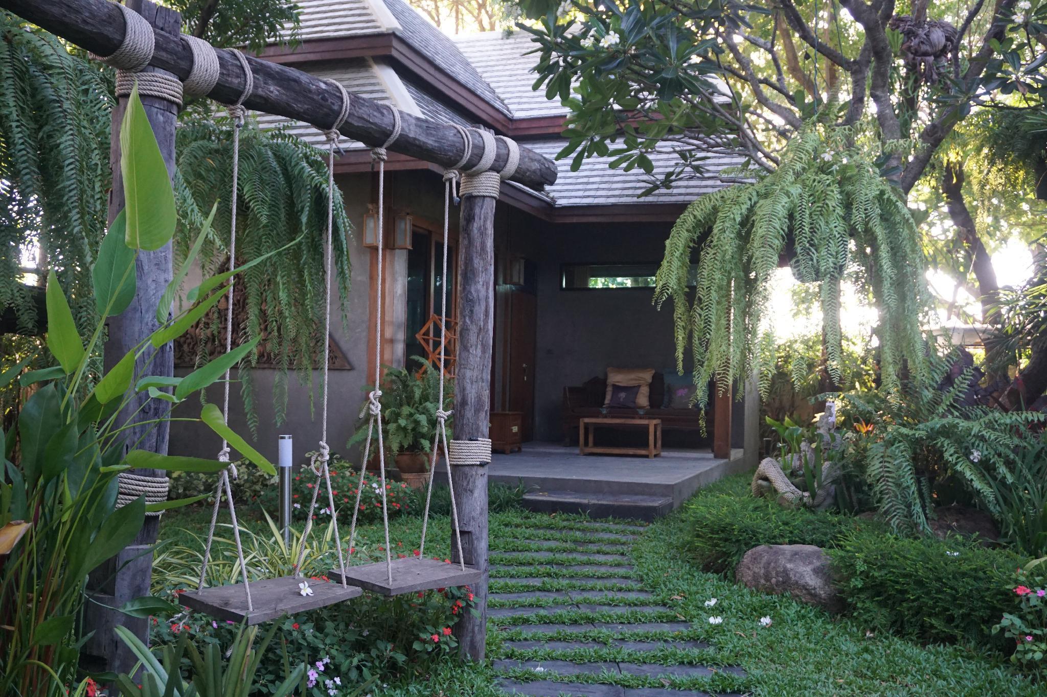 Baansuwanburi #1, villa with garden view Baansuwanburi #1, villa with garden view